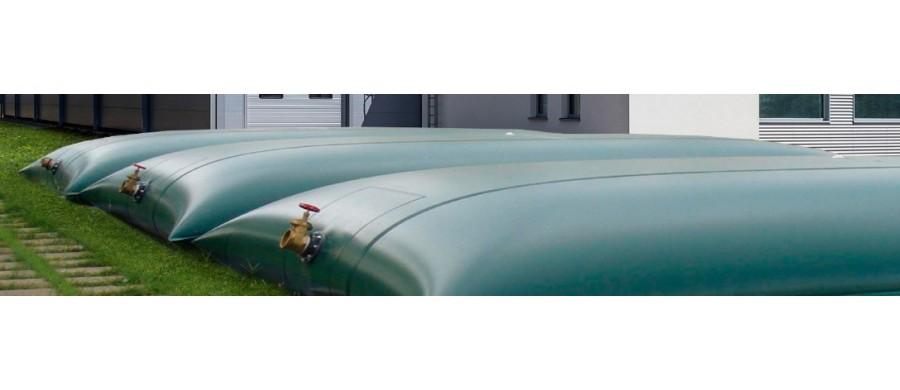 Serbatoi per stoccaggio acqua da 60.000 a 100.000 litri | EcoTank